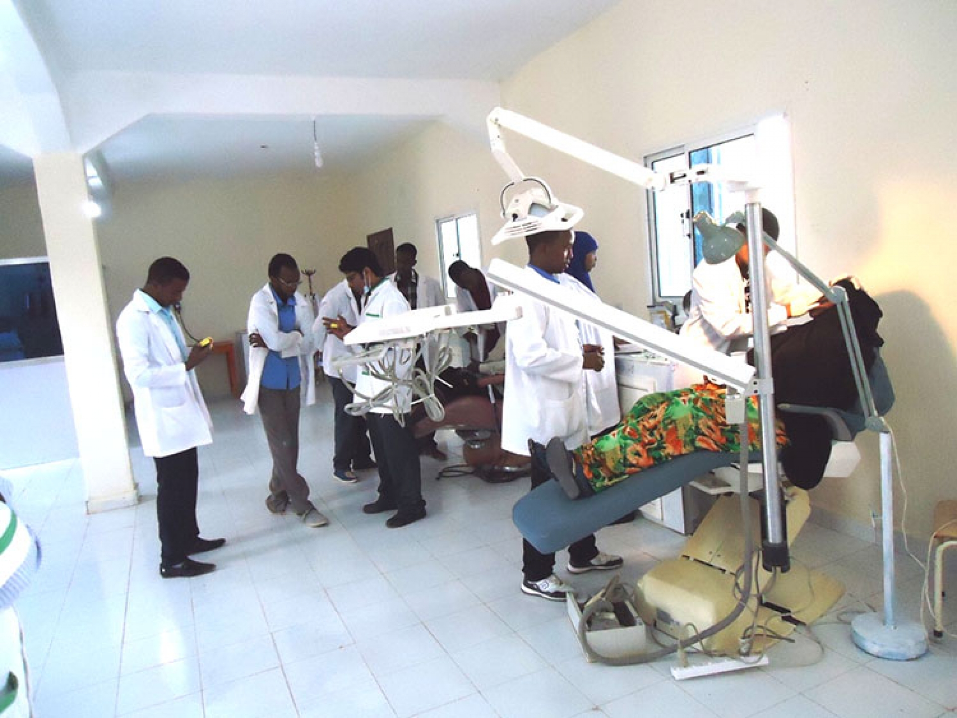 Dental Skills Laboratory